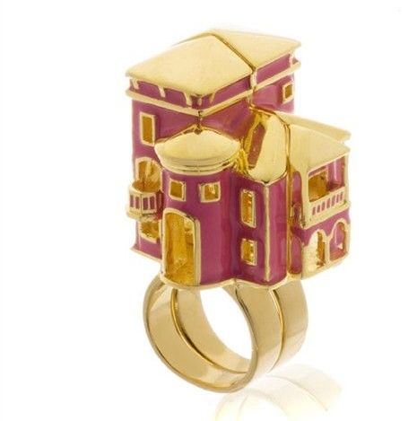 barbie-house-ring
