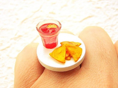 Cocktail-miniature-rings