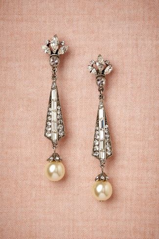 Spire-pearl-drop-Earrings