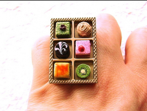 Sweets-minature-ring