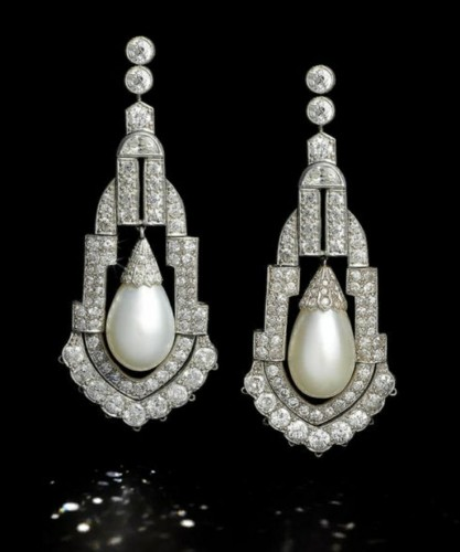 art-deco-pearl-drop-earrings