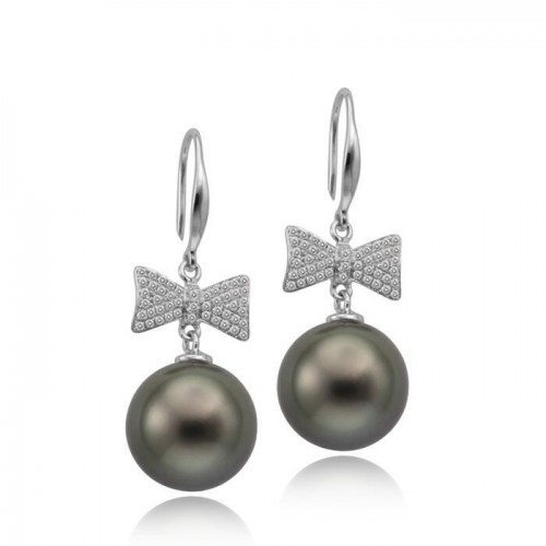 bow-knot-pearl-drop-earrings
