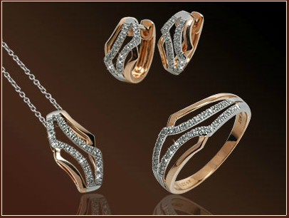 bridesmaid-jewelry-sets-diamond