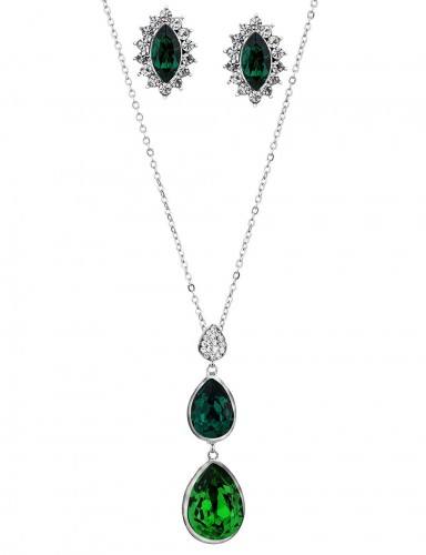bridesmaid-jewelry-sets-green