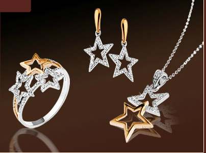 bridesmaid-jewelry-sets-stars