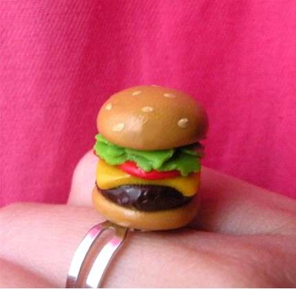 buger-miniature-food-rings