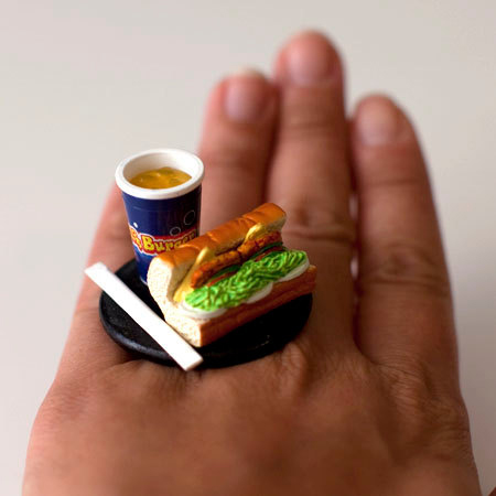 fast-food-minature-ring