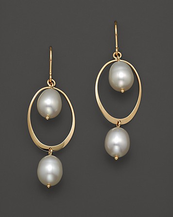 pearl-drop-earrings-Oval-Frame