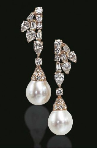 pearl-drop-earrings-surmount-of-spray