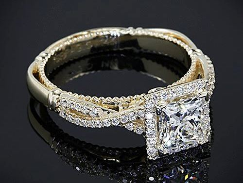 Amazing-princess-Cut-diamond-rings
