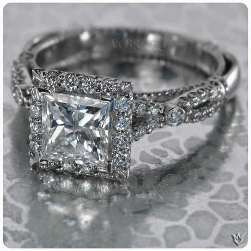Classic-princess-Cut-diamond-rings