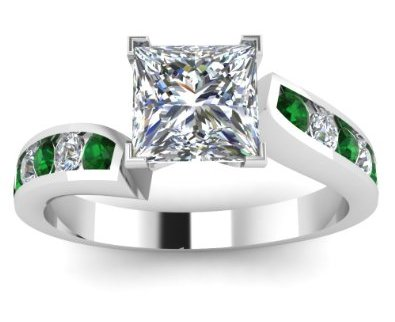 Emerald-princess-Cut-diamond-rings (2)