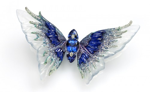 Whimsical-Blue-brooches