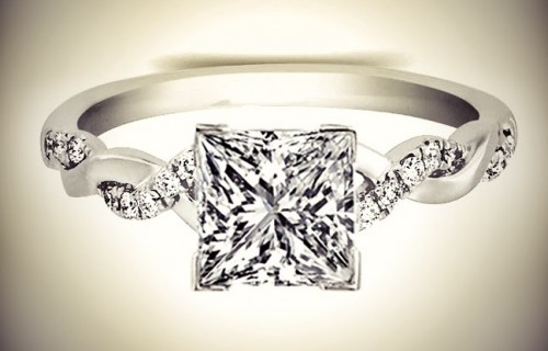 crossing-princess-Cut-diamond-rings