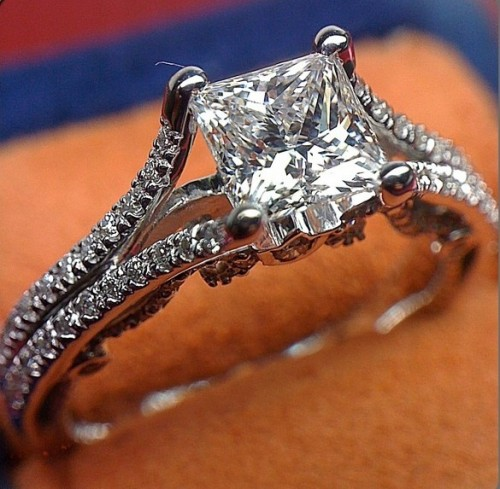 princess-Cut-diamond-rings  (31)