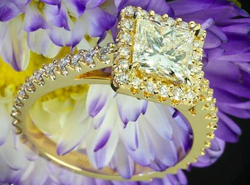 princess-Cut-diamond-rings  (34)