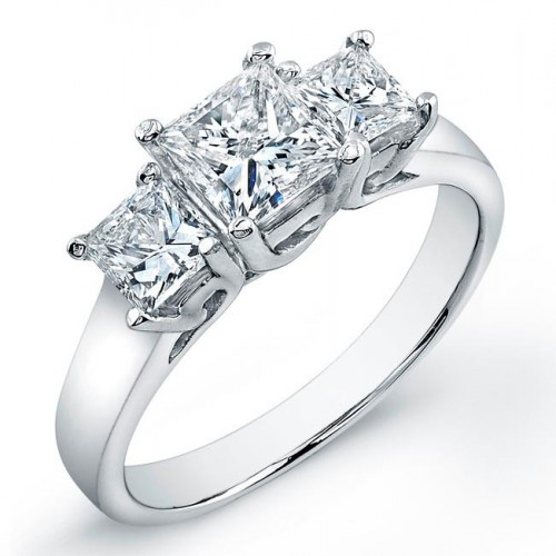 princess-Cut-diamond-rings  (48)