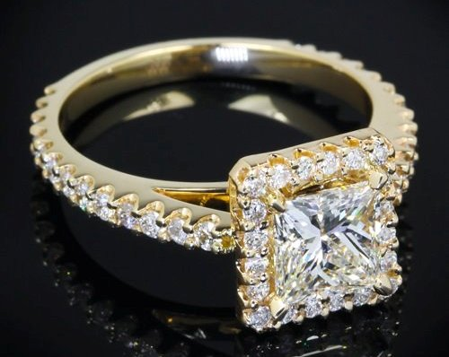 princess-Cut-diamond-rings  (49)