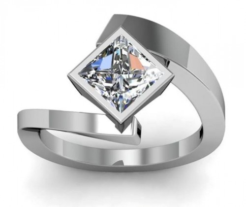 princess-Cut-diamond-rings  (59)