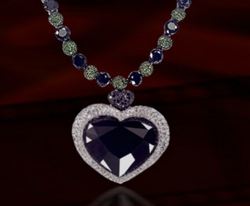 rough-black-diamond-heart-necklace