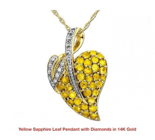 yellow-diamond-heart-necklace-for-women
